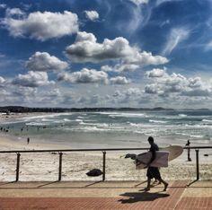 #beautifulday for #hittingwaves - #australia #queensland #goldcoast #surfersparadise #summerfeeling #surfing #sunburning #travel #bigwaves #beach