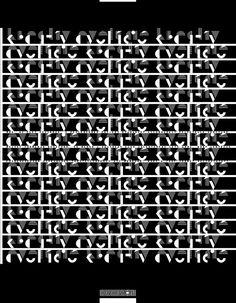 Creative Evolution   Henri Bergson   Posters I. on Behance