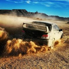 Ruge's Subaru, this