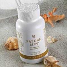 Los minerales son parte fundamental para el sano desarrollo de nuestro organismo y las funciones del cuerpo, Nature Min te da todos los minerales que el cuerpo no produce