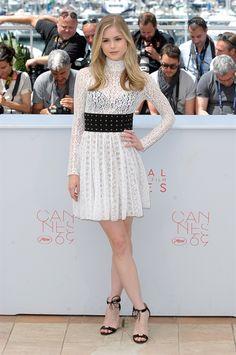 Erin Moriarty in Giamba |.| Festival di Cannes 2016