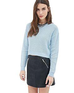 My Wonderful World Women's Round Neck Pullover Knitwear Sweater Small Light Blue My Wonderful World Women's Nice Sweater http://www.amazon.com/dp/B0191D3H24/ref=cm_sw_r_pi_dp_nsvzwb1XN2V0Q