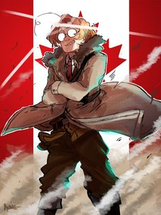 GUESS WHAT DAY IT IS!?! ITS CANADA DAY!! HAPPY BIRTHDAY CANADA!