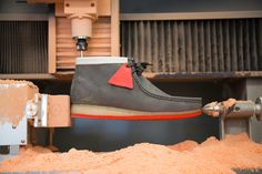 "Staple x Clarks Originals Wallabee ""Pigeon"""