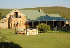 Guest Farms - Dunelm Gasteplaas in Clarens, Free State, South Africa Places Worth Visiting, Free State, South Africa, Landscape Photography, My House, Gazebo, Beach House, Outdoor Structures, House Styles