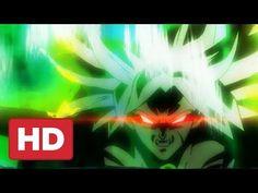 Dragon Ball Super: Broly Movie Trailer (English Dub Reveal) Exclusive - Comic Con 2018 - Russia News Now Goku E Vegeta, Gohan, Son Goku, Madison Square Garden, Dragon Ball Gt, One Punch Man, Akira, Broly Movie, Super Movie