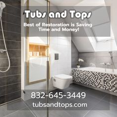 The bathroom you dream of with the budget you have ... call us!