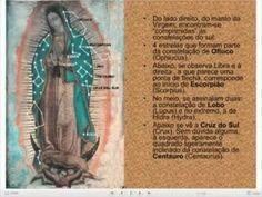 Estrelas do Manto de NSra de Guadalupe - Pesquisa Google