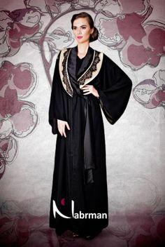 Nabrman Fall 2012 abaya