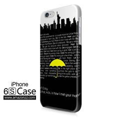 Maiyaca Himym Yellow Umbrella Pattern Tpu Rubber Phone Case For Iphone 7 6 6s 8 Plus X 5 5s Se Xs Max Xr Back Cover Phone Bags & Cases Cellphones & Telecommunications