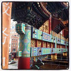 DC's Chinatown