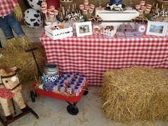 Cowgirl Birthday #cowgirl #party