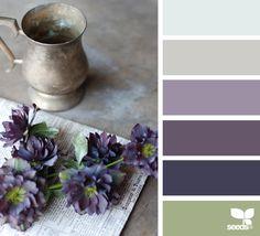 { color vignette } image via: @petiteharvest  Voor meer kleurinspiratie kijk ook eens op http://www.wonenonline.nl/interieur-inrichten/kleuren-trends/