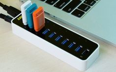 Anker 7-Port and 9-Port Powered USB 3.0 Hubs