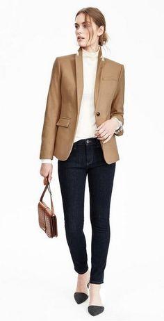 Blazer women outfit 104