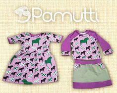 Rózsaszín lovas szett kislányoknak :) Egyedi rendelés: www.pamutti.hu