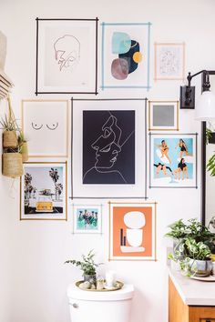 Diy wall decor 443956475772067016 - DIY Washi Tape Gallery Wall – Honestly WTF Source by arowing Living Room Decor, Bedroom Decor, Wall Art Bedroom, Gold Bedroom, Bedroom Ideas, Decor Room, Dining Room, Bedroom Wallpaper, Bedroom Wall Decorations