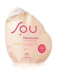 Shampoo Hidratação e Vitalidade SOU - 200ml