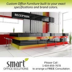We realize that not every office is the same in terms of layout or space, therefore we can create custom designed furniture to meet your requirements. Contact us today to find out Office Space Planning, How To Find Out, Furniture Design, Custom Design, Layout, Meet, How To Plan, Create, Page Layout