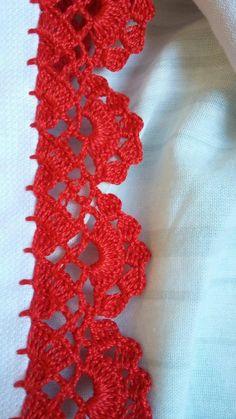 15 Ideas for hat diy pattern projects Crochet Edging Patterns, Crochet Lace Edging, Crochet Quilt, Crochet Borders, Crochet Trim, Knit Or Crochet, Filet Crochet, Crochet Designs, Crochet Doilies