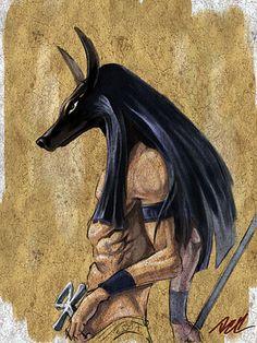 Ooo Anubis :)