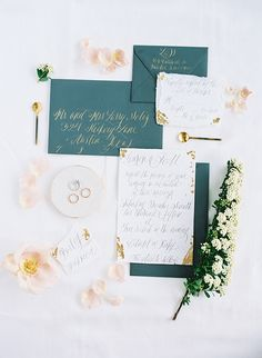If you're the bride who's slightly sick of (dare we say it) neutrals, you will LOVE (we mean it!) this bright botanical bridal inspiration.