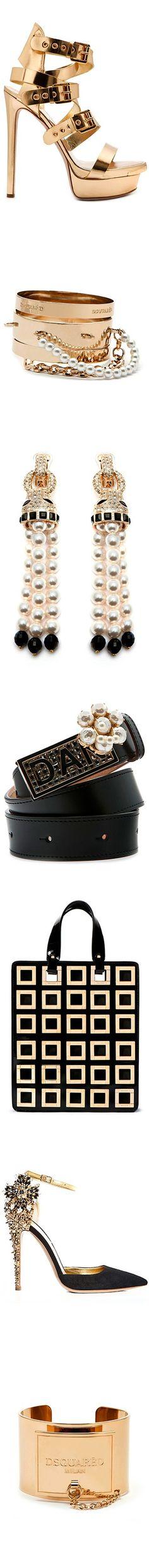 ✦ The Socialite's Shoes  {a peak into Ms. Socialite's shoe closet. Please don't drool} ✦  Dsquared2