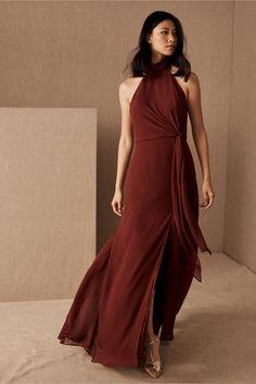Jenny Yoo Elliya Dress In Hibiscus - Size: 18 Wine Color Bridesmaid Dress, Summer Bridesmaid Dresses, Bridal Party Dresses, Bride Dresses, Maxi Dresses, Wedding Dresses, Bridesmaids, Wedding Dress Bustle, Mom Dress