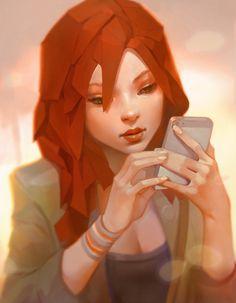 Jen by Goshun on DeviantArt