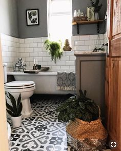 Beautiful bathroom ideas that are decor. Modern Farmhouse, Rustic Modern, Classic, light and airy bathroom design ideas. Bathroom makeover ideas and bathroom remodel ideas. Cozy Bathroom, Bathroom Inspo, Bathroom Inspiration, Bathroom Interior, Bathroom Small, Bathroom Ideas, Bathroom Gray, Bathroom Organization, Shower Bathroom