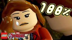 LEGO Marvel's Avengers - 100% Guida a Livello Completo - L ' Ascesa di U...