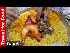 Incredible Omani Food and Attractions in Muscat (Camel Feast)! - YouTube
