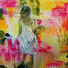 Maravillosa pintura llena de vida