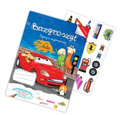 Bazgroszyt Auta http://www.bazgroszyt.pl/sklep/produkty/bazgroszyt-auta-165