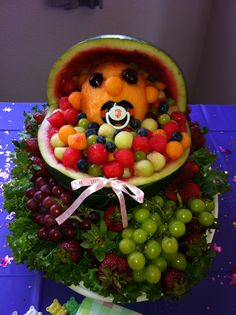 fruit salad for a baby shower more bingham baby babbyy shower baby