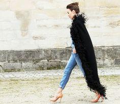 {fashion inspiration | style icon : ulyana sergeenko}, via Flickr.