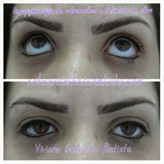Micropigmentação de sobrancelhas e olhos