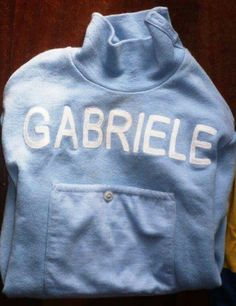 Gabriele... Cycling Clothing, Cycling Outfit, Cycling Art, Bicycles, Old School, Pocket, Retro, Sweatshirts, Sweaters