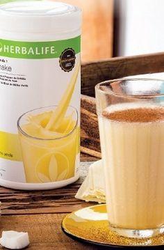 Conheça a receita Gelado de Morango com o Shake Herbalife