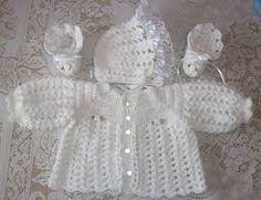 Výsledek obrázku pro Baby Boy Crocheted Set