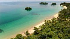 pearl islands beach