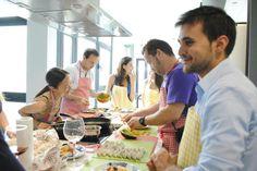 Cinco sitios interesantes para hacer cursos de cocina en Sevilla | DolceCity.com