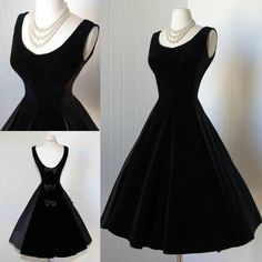 Real Image Short Prom Dresses 2016 A Line Vintage Black Girl Prom Gowns Scoop Backless Bow Velvet For Teens Homecoming Party Gown Custom