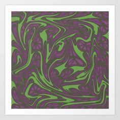 Abstract Art, Art Prints, Design, Design Comics, Art Print