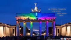 #FestivalOfLights in #Berlin 9.-18.Oktober 2015 #FOL Magical Moments