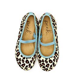 Leopard w/strap