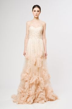 Reem Acra Resort 2013 - okay, this whole collection is pretty much magical