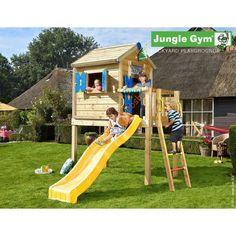 Jungle Gym Playhouse Platform L - Jungle Gym modulok - Megawood webshop - telített kerti fa áruház