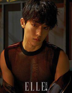 StyleKorea — Nam Joo Hyuk for Elle Korea March Kim Joo Hyuk, Nam Joo Hyuk Smile, Nam Joo Hyuk Cute, Jong Hyuk, Lee Jong Suk, Asian Actors, Korean Actors, Bad Boys, Nam Joo Hyuk Wallpaper