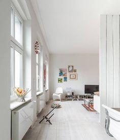 Refrescante y divertido apartamento en Berlín | Decorar tu casa es facilisimo.com